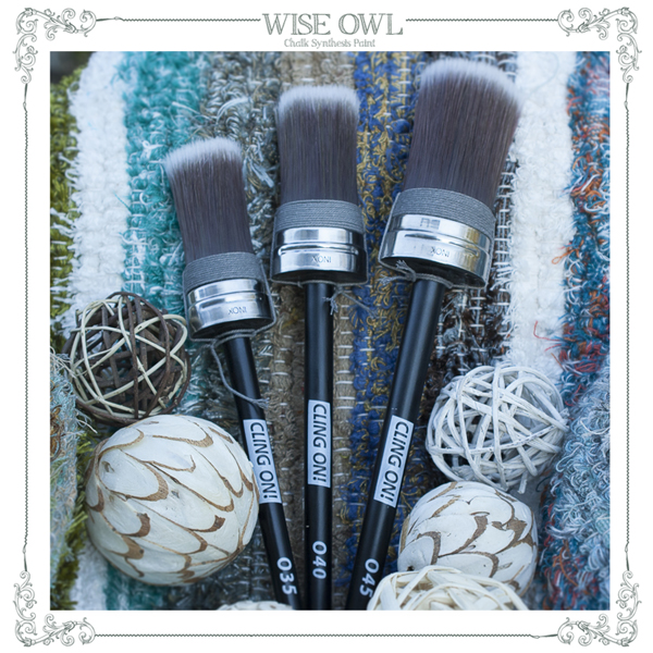 Cling On brushes.