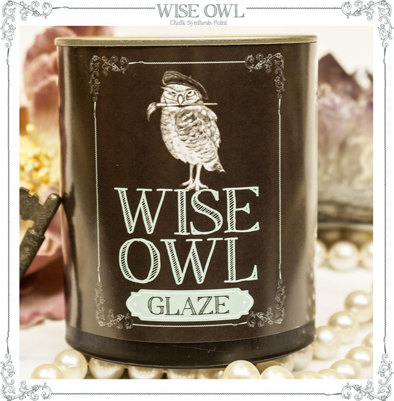 Wise Owl Glaze.