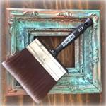 Cling On B12 topcoat brush