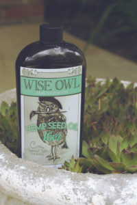 Wise Owl Hemp Oil 16oz