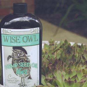 wise owl hemp oil