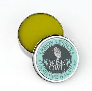 Announcing Wise Owl S Lemon Verbena Furniture Salve Wise