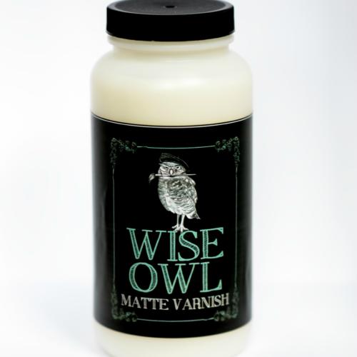 wise_owl_matte_varnish_pint