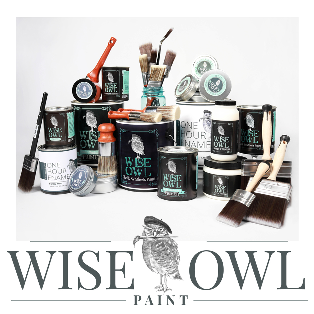 wise owl paint collection